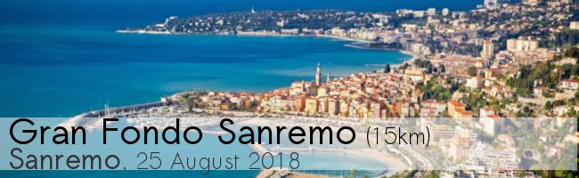 Gran Fondo Sanremo, open water swimming