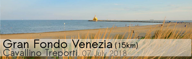 Gran Fondo Venezia, open water swimming