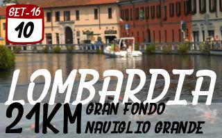 Gran Fondo Naviglio Grande - Lombardia - 10 Settembre 2016