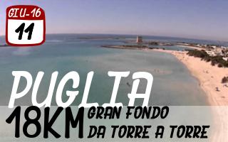 Gran Fondo da Torre a Torre - Puglia - 11 Giugno 2016