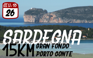 Gran Fondo Porto Conte - Sardegna - 26 Giugno 2006
