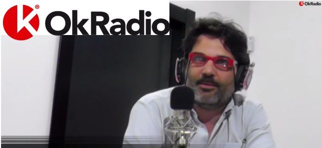 Tommaso Reverdini ospite ad OkRadio, Maggio 2016