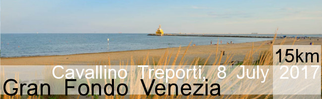 Gran Fondo Venezia, race of open water swimming in Cavallino Treporti - Venice, Veneto - Italy