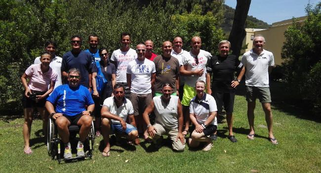 GF di Porto Conte 2017 - foto di gruppo