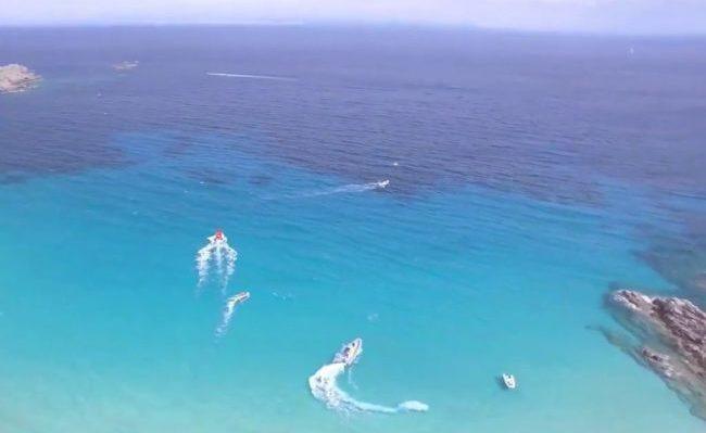 Gran Fondo Bocche di Bonifacio, traversata a nuoto dalla Corsica alla Sardegna