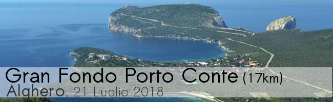 Gran Fondo Porto Conte, nuoto in acque libere