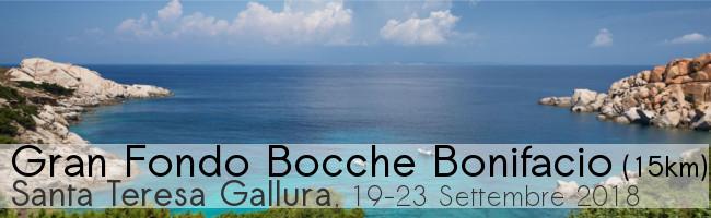 Gran Fondo Bocche di Bonifacio, nuoto in acque libere
