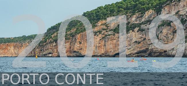 Gran Fondo di Porto Conte 2019 di nuoto in acque libere