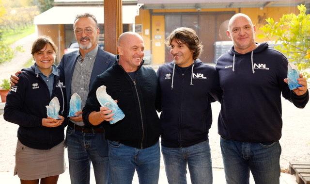 Premiazioni del Circuito Gran Fondo Italia 2019