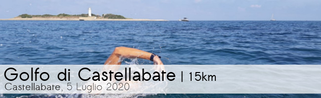 Gran Fondo Golfo di Castellabate 2020, nuoto in acque libere a Castellabate, Campania