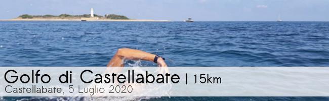 Gran Fondo Golfo di Castellabate 2020, nuoto in acque libere a Castellabate, Campania