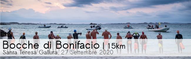 Gran Fondo Bocche di Bonifacio 2020, nuoto in acque libere a Santa Teresa Gallura, Sardegna