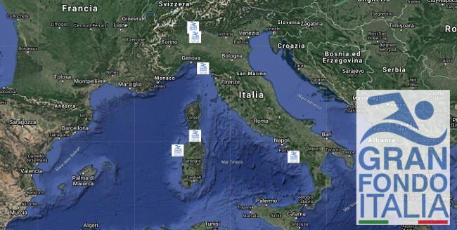 circuito Gran Fondo Italia 2020