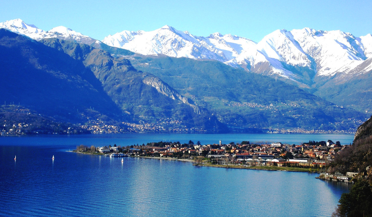 Dervio, Lago di Como