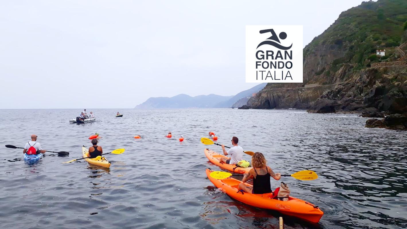 Gran Fondo Cinque Terre 2021, partenza da Riomaggiore